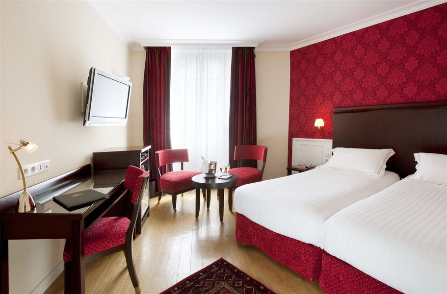 Best Western Hôtel d'Angletterre **** 4