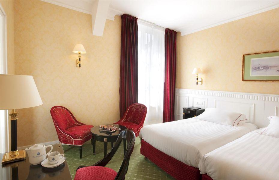 Best Western Hôtel d'Angletterre **** 8