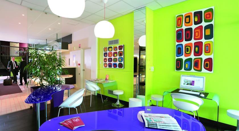 Appart'City Confort Alpexpo Grenoble Espace détente