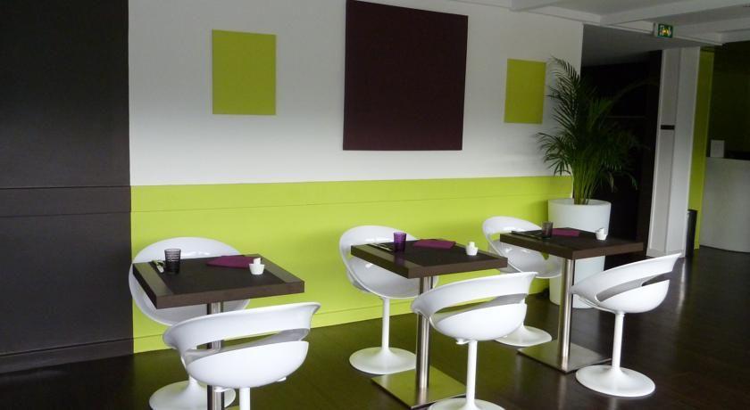 Appart'City Confort Alpexpo Grenoble Restaurant