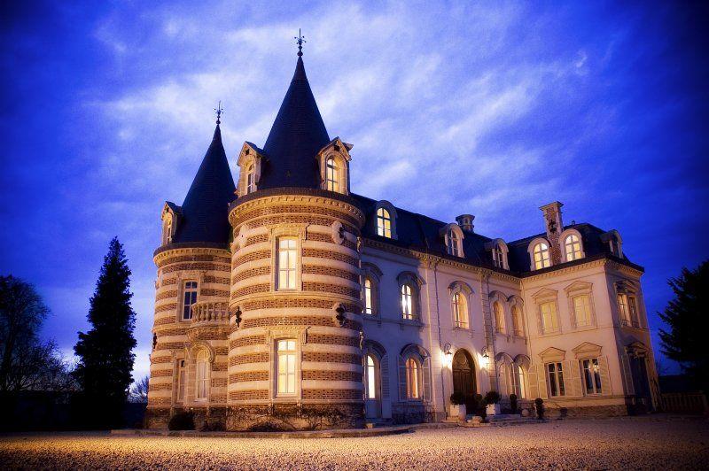 Château de Comtesse Lafond Chambre