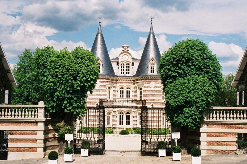 Château de Comtesse Lafond Château de Comtesse Lafond