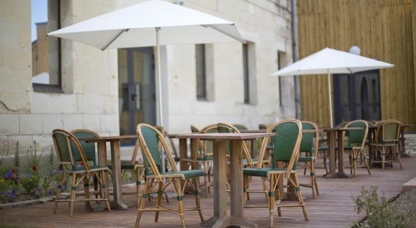 Domaine de Roiffé *** Terrasse
