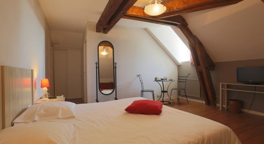 Domaine de Roiffé *** Chambre