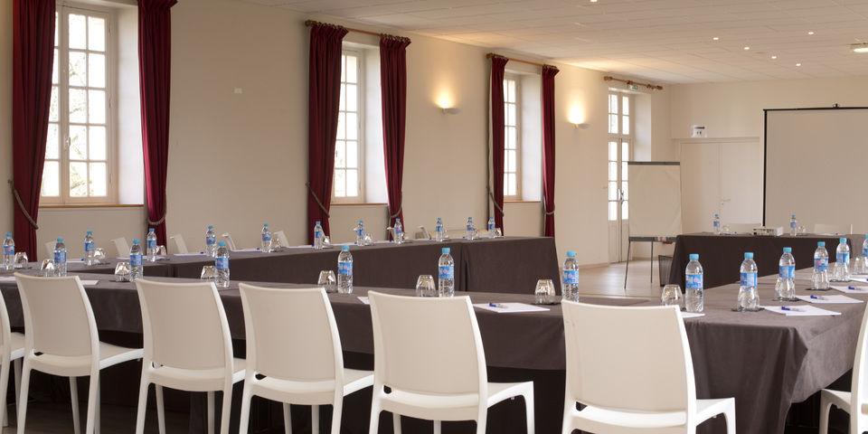 Domaine de Roiffé *** Salle de séminaire