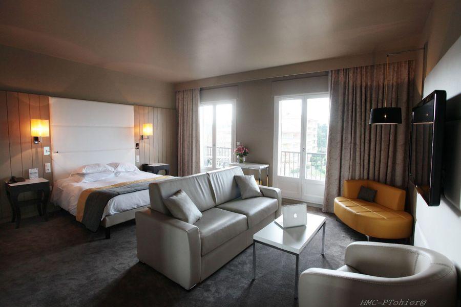 Chiberta & Golf  **** Chambre