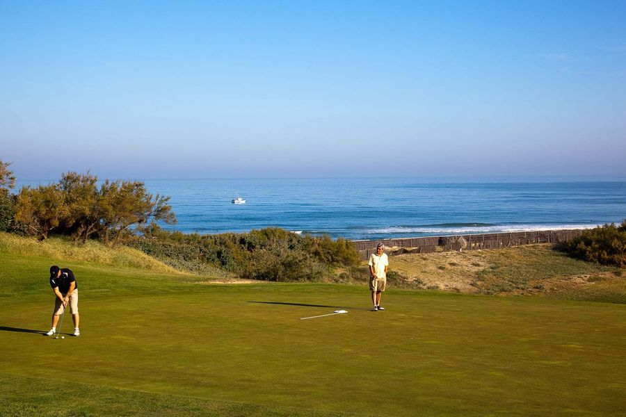 Chiberta & Golf  **** Golf