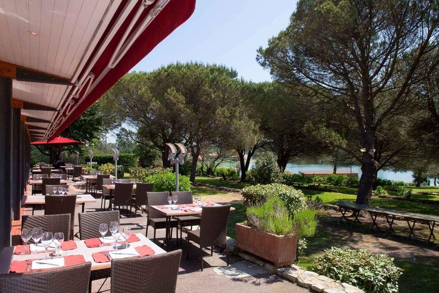 Chiberta & Golf  **** Terrasse