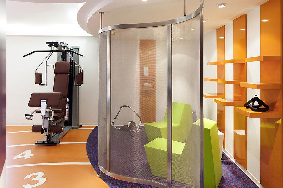 Novotel Metz Centre **** Salle de fitness