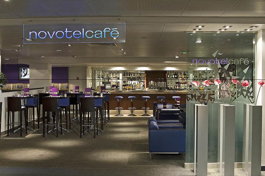 Novotel Metz Centre **** Café