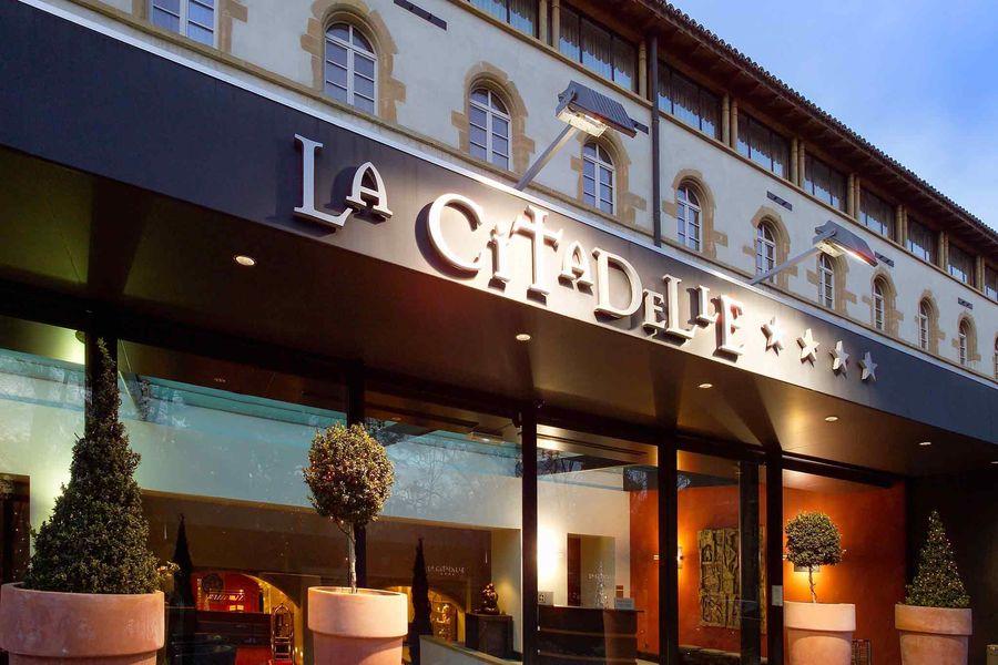 Hôtel La Citadelle **** Hôtel La Citadelle ****