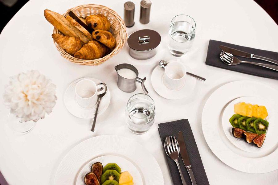 Hôtel La Citadelle **** Petit-déjeuner