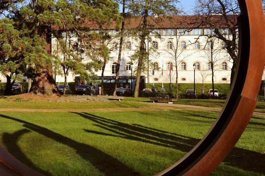 Hôtel La Citadelle **** Extérieur