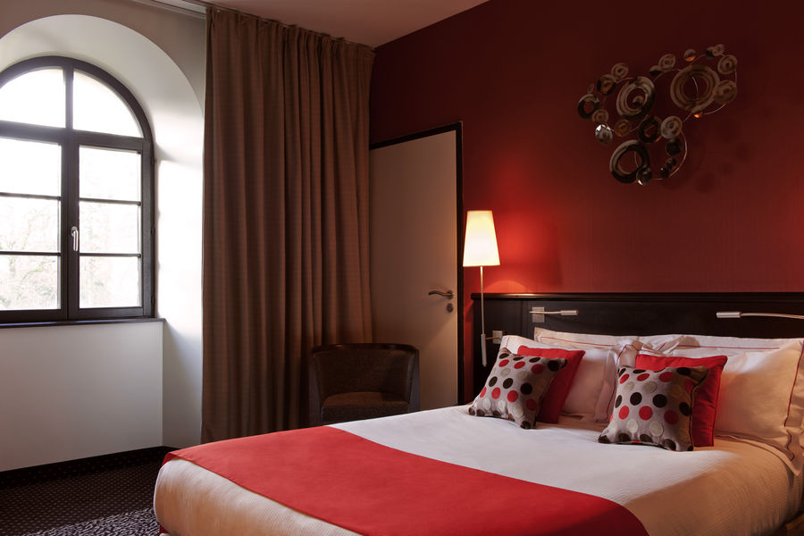 Hôtel La Citadelle **** Chambre
