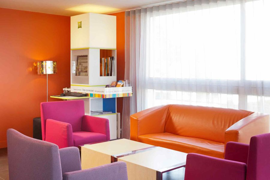 Ibis Styles Ouistreham Hotel *** Intérieur