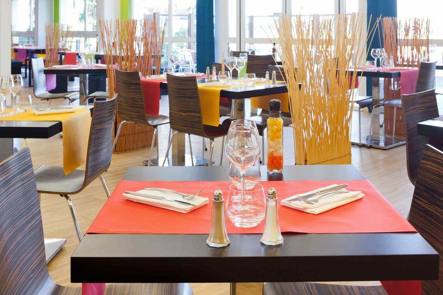 Ibis Styles Ouistreham Hotel *** Restaurant