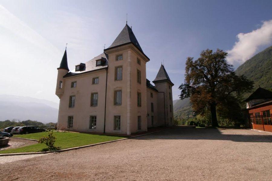 Château du Montalieu *** Façade