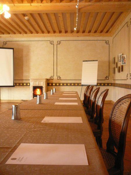 Château du Montalieu *** Salle de séminaire