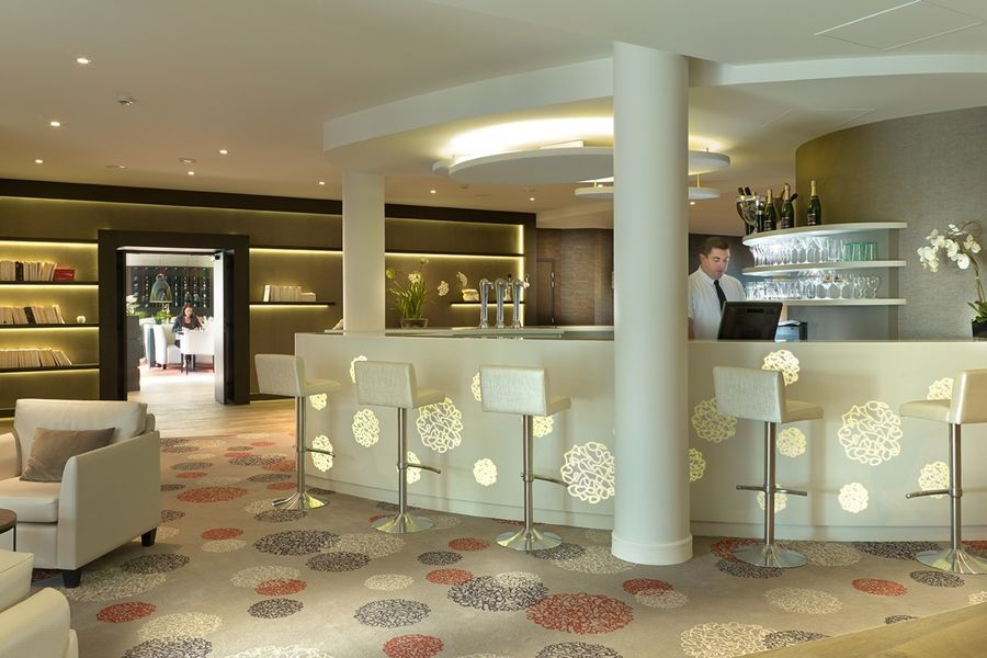 Best Western Plus Metz Technopole **** Bar