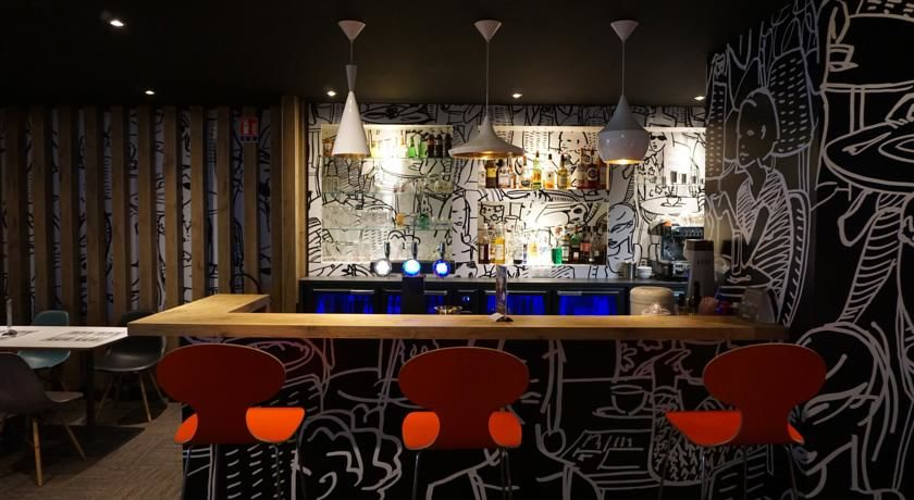 Ibis Poitiers - Futuroscope Bar