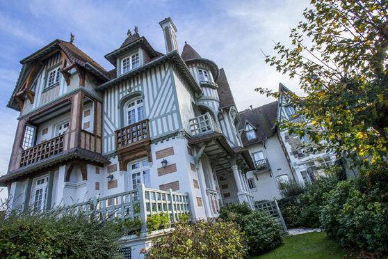 Augeval Hôtel Deauville ***
