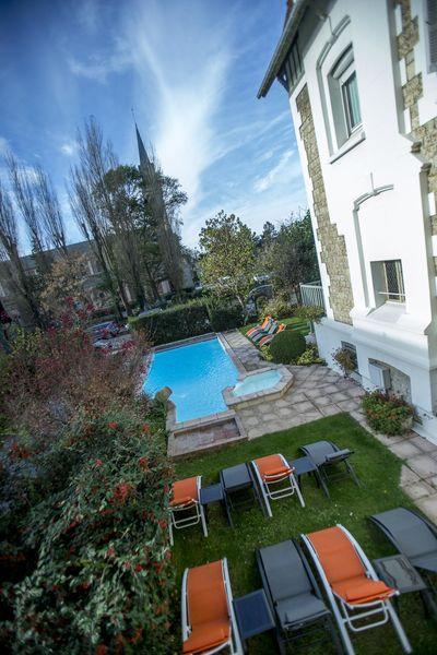 Augeval Hôtel Deauville *** Extérieur