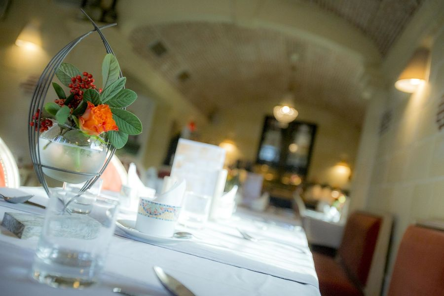Augeval Hôtel Deauville *** Restaurant