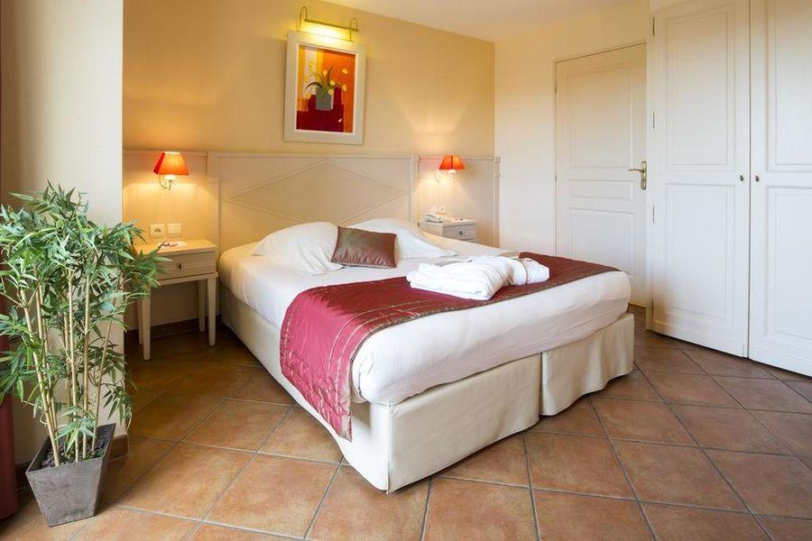 La Closerie Deauville **** Chambre