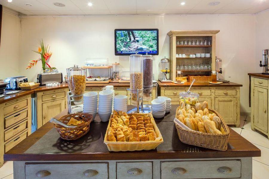 La Closerie Deauville **** Petit-déjeuner