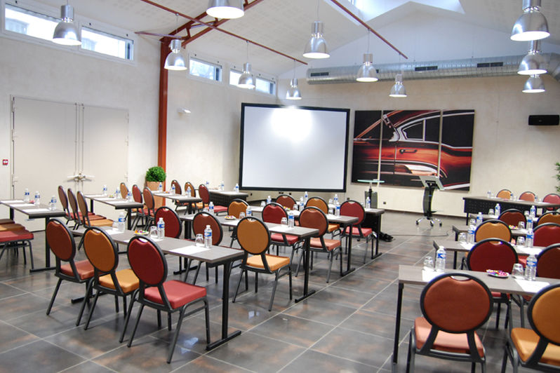 La Closerie Deauville **** Salle de séminaire