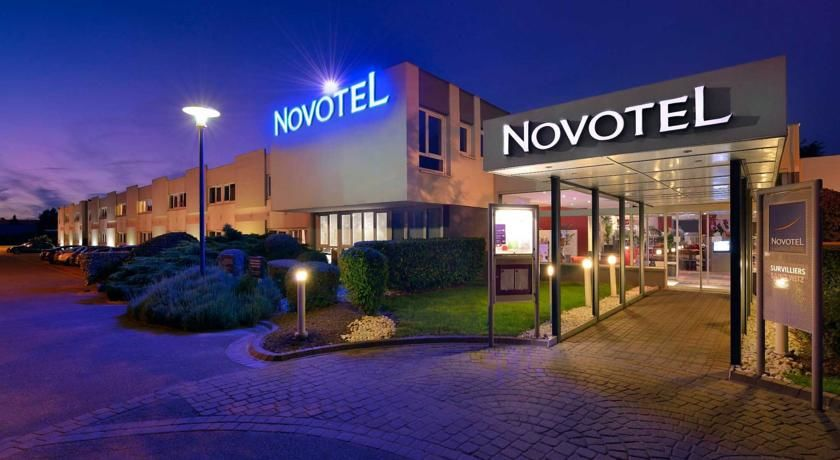 Novotel Survilliers Saint Witz 6
