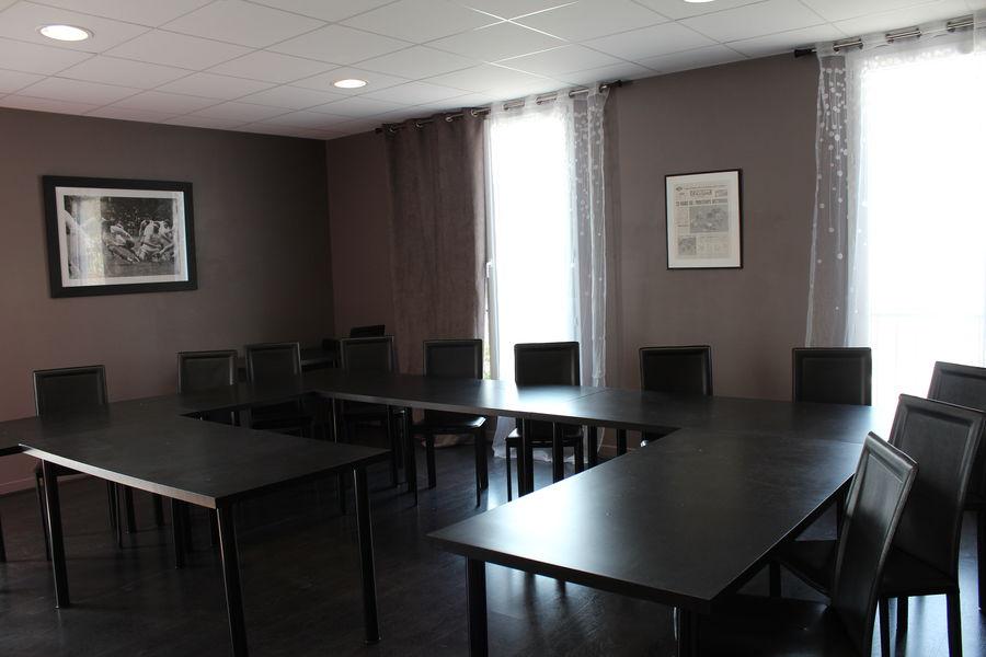 Hôtel le Domaine des Vignes *** Salle de séminaire