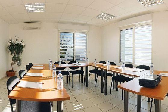 Salle séminaire  - Buro Club Montpellier