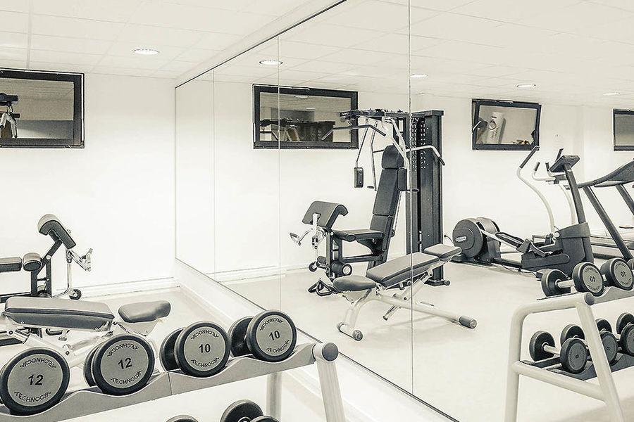 Mercure Caen Centre Port de Plaisance **** Salle de fitness