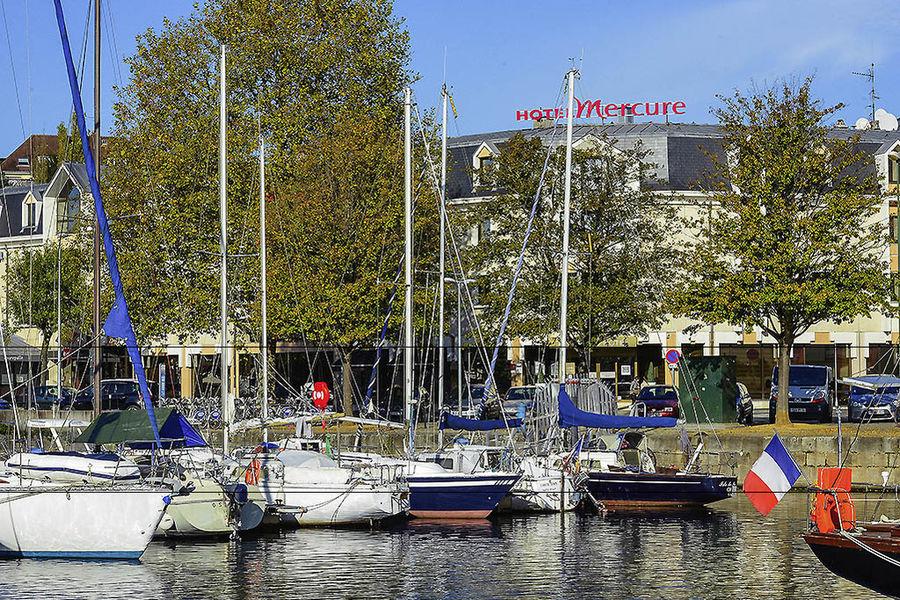 Mercure Caen Centre Port de Plaisance **** Mercure Caen Centre Port de Plaisance ****