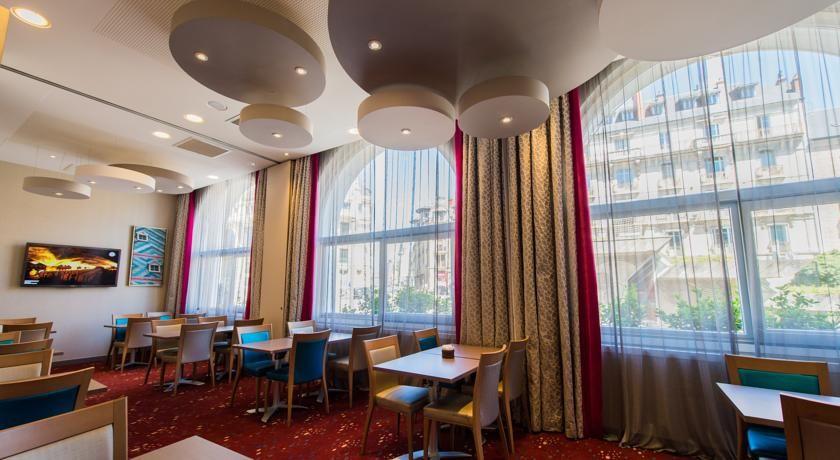 Ibis Style Dijon Central *** Restaurant