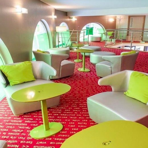 Ibis Style Dijon Central *** Salle de séminaire