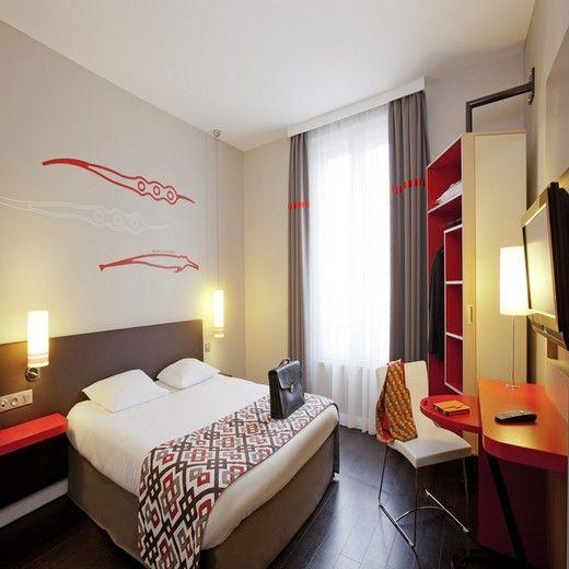 Ibis Style Dijon Central *** Chambre