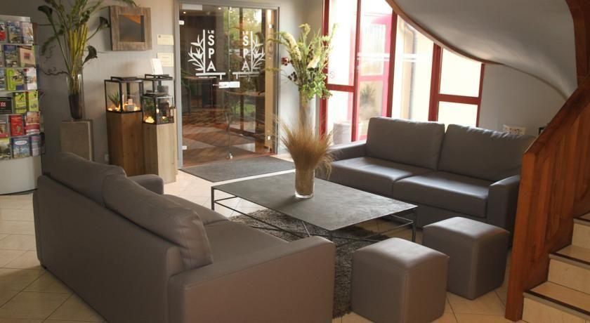 Hotel Antares - Le Spa Honfleur *** 35