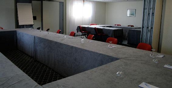 Hotel Antares - Le Spa Honfleur *** Salle de séminaire