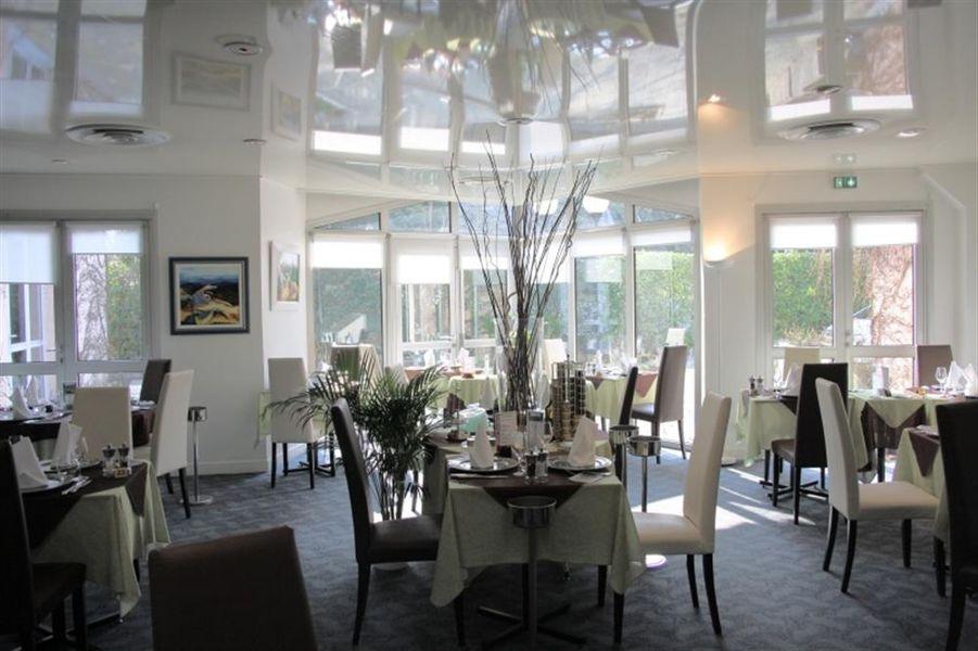 Qualys Hotel - La Bertelière *** Restaurant