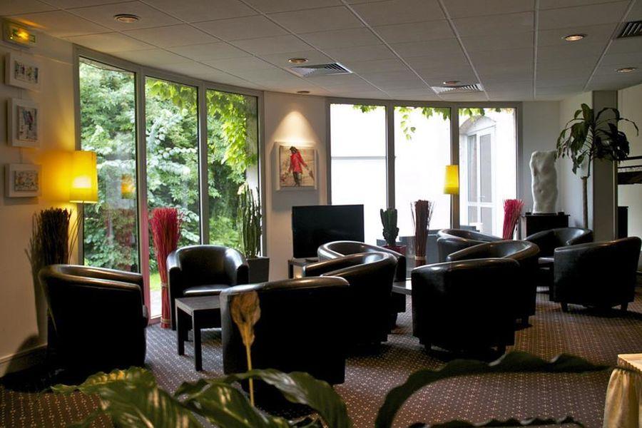 Qualys Hotel - La Bertelière *** Intérieur