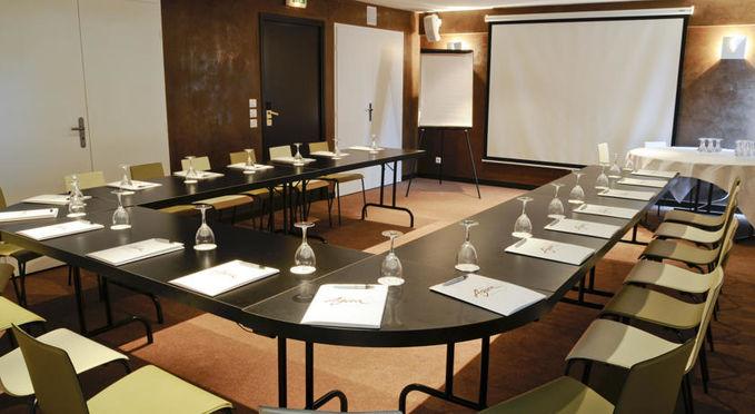 Salle séminaire  - Agora Hôtel ***