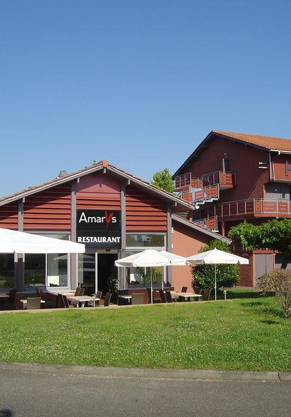 Inter-Hotel Amarys *** Façade