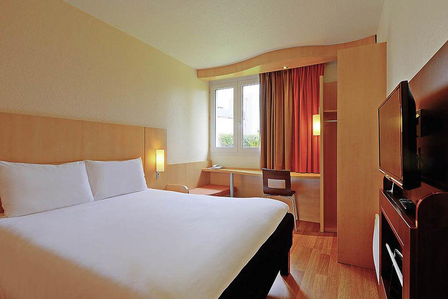 Hôtel Ibis Poitiers Beaulieu *** Chambre