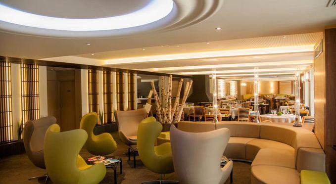 Salle séminaire  - Hôtel & Restaurant Lacotel ***