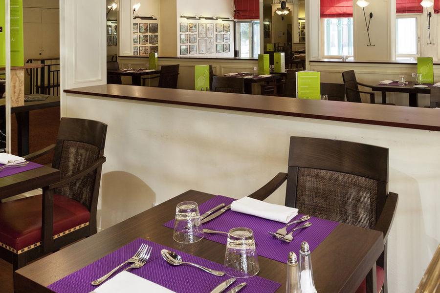 Hôtel Mercure Aix Les Bains Domaine de Marlioz **** Restaurant