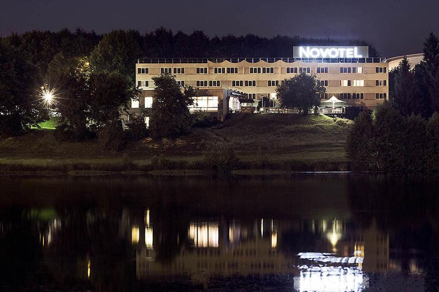 Novotel Limoges Le Lac **** Façade