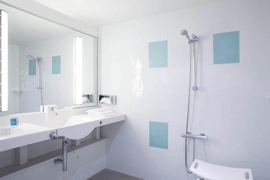 Novotel Limoges Le Lac **** Salle de bain