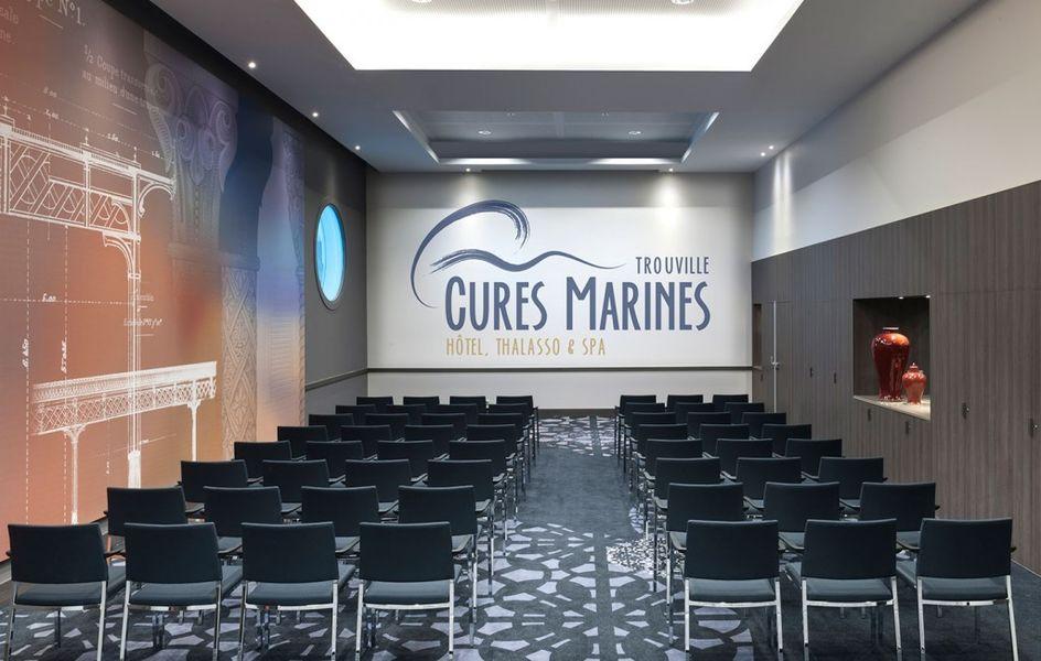 Cures Marines Trouville Hotel Thalasso & Spa ***** Salle de séminaire